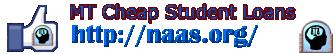 Montana cheap student loans