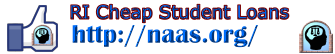 Rhode Island cheap student loans