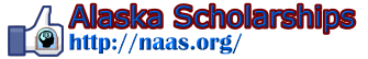 Scholarships for Accredited Alaska schools