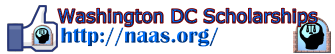 Washington DC Scholarships: Scholarships for Washington DC residents