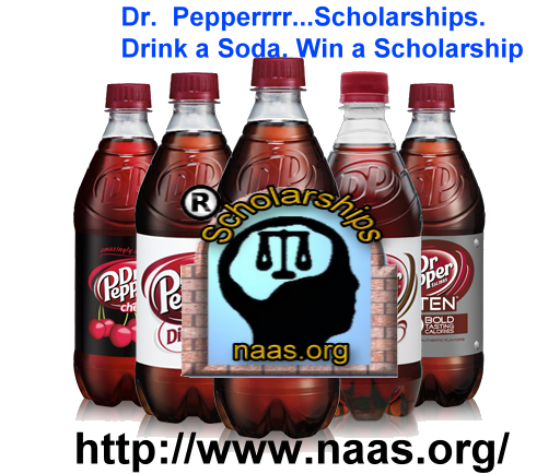 Dr. Pepper Scholarships