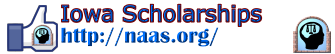 Iowa high-school scholarships