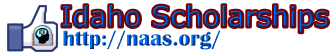 Scholarships for Accredited Idaho schools