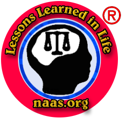 Lessons Learned in Life logo