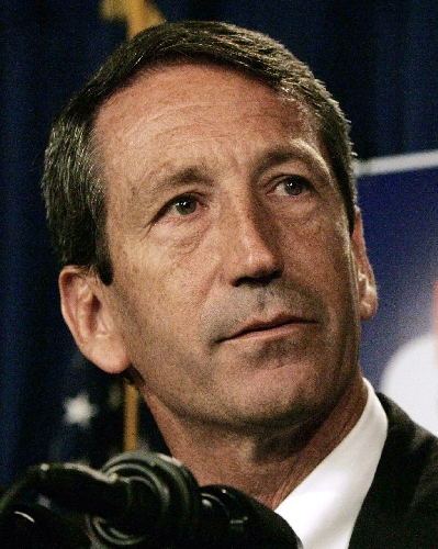 Mark Sanford of South Carolina
