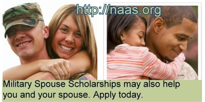 Military Spouse Scholarships