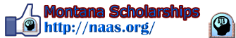 Scholarships for Accredited Montana schools