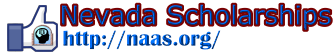Scholarships for Accredited Nevada schools