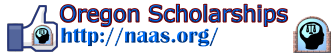 Scholarships for Accredited Oregon schools
