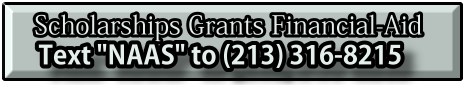 Scholarship Grants Financial Banner
