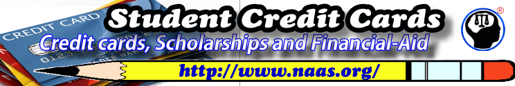 Student Credit Cards Banner