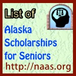Alaska High-School Senior Scholarships