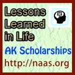 Lessons Learned in Life Scholarships for Alaska students