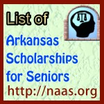 Arkansas High-School Senior Scholarships