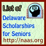 Delaware High-School Senior Scholarships