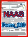 Title: NAAS eMicro Gold Loan Application; Author: National Academy of American Scholars
