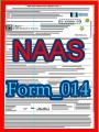 Title: NAAS eMicro Platinum Donation Request Application; Author: National Academy of American Scholars