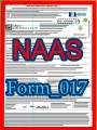 Title: NAAS eMicro Bronze Donation Request Application; Author: National Academy of American Scholars