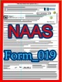 Title: NAAS eMicro Platinum Donation Nomination form; Author: National Academy of American Scholars