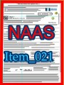 Title: NAAS   U.S.A. Accreditation Codes 2011-11; Author: National Academy of American Scholars