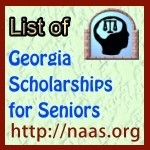 Georgia High-School Senior Scholarships