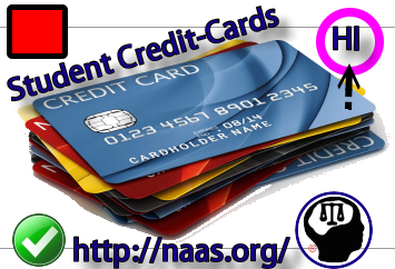 Hawaii Student Credit Cards