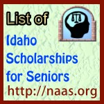 Idaho High-School Senior Scholarships