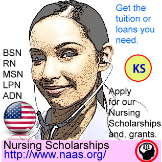 Kansas Nursing Scholarships