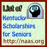 Kentucky High-School Senior Scholarships