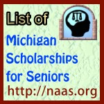 Michigan High-School Senior Scholarships
