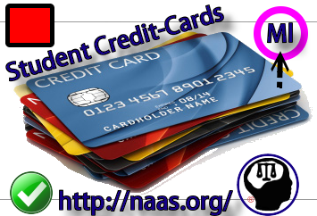 Michigan Student Credit Cards