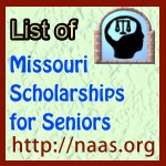 Missouri High-School Senior Scholarships