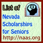 Nevada High-School Senior Scholarships