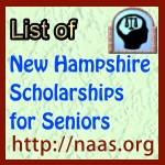 New Hampshire High-School Senior Scholarships