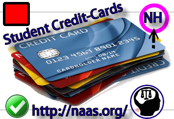 New Hampshire Student Credit Cards