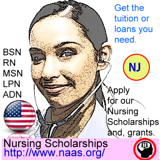 New Jersey Nursing Scholarships