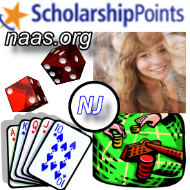 New Jersey Scholarship Points