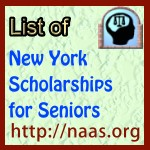 New York High-School Senior Scholarships