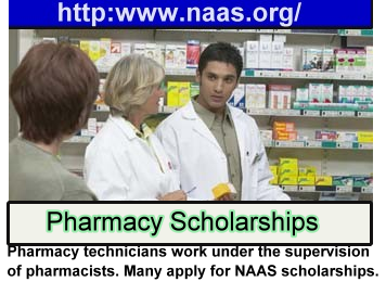 New York Pharmacy Technician Scholarshipss