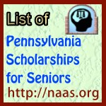 Pennsylvania High-School Senior Scholarships