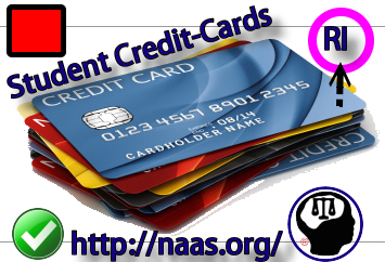 Rhode Island Student Credit Cards