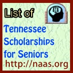 Tennessee High-School Senior Scholarships