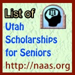 Utah High-School Senior Scholarships