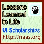 Lessons Learned in Life Scholarships for Virgin Islands students