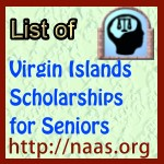 Virgin Islands High-School Senior Scholarships