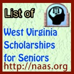 West Virginia High-School Senior Scholarships