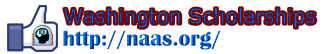 Scholarships for Accredited Washington schools